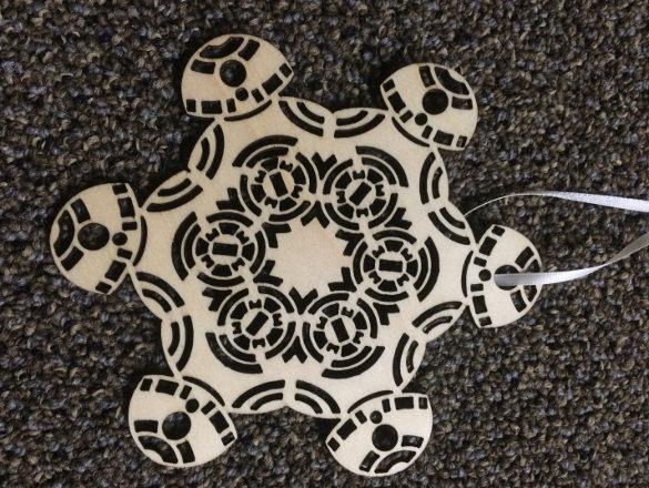 Star Wars Snowflake Template - 15+ Free Printable PDF, JPG, EPS ...
