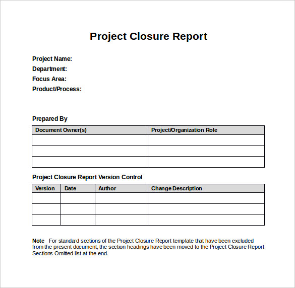 Sample Project Report Project Report Format Project Report Sample