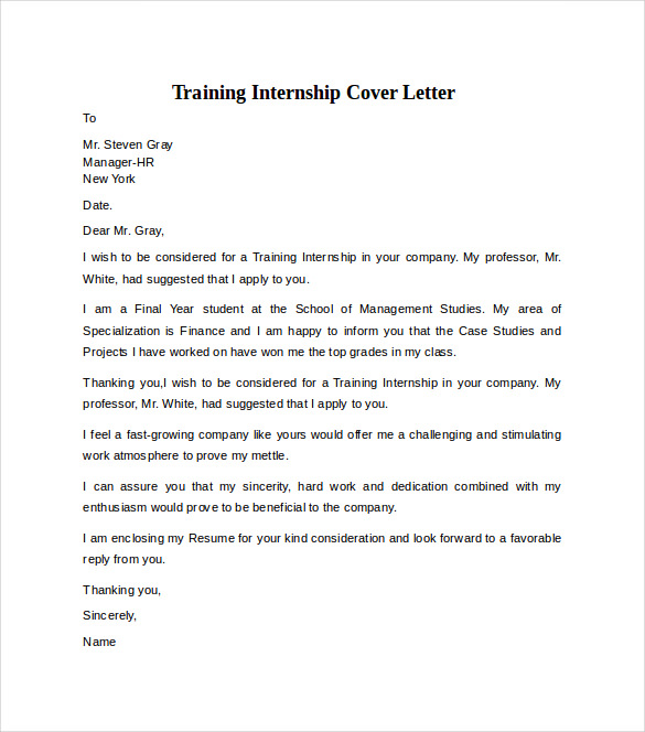 Buy Original Essay  Cover Letter Examples For Internships