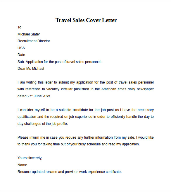 cover letter introduction paragraph samples