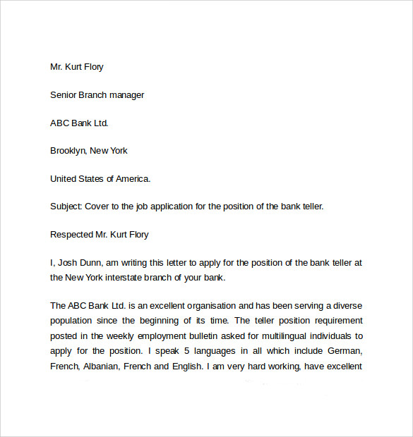example for simple cover letter. Resume Example. Resume CV Cover Letter