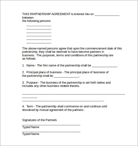 Business Purchase Agreement Letters   7 Download Free Documents In PDF pp3uoN89