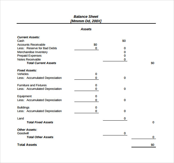 downloadable balance sheet template