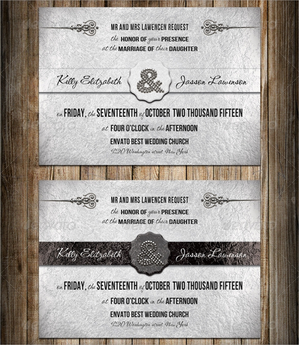 awesome invitation template