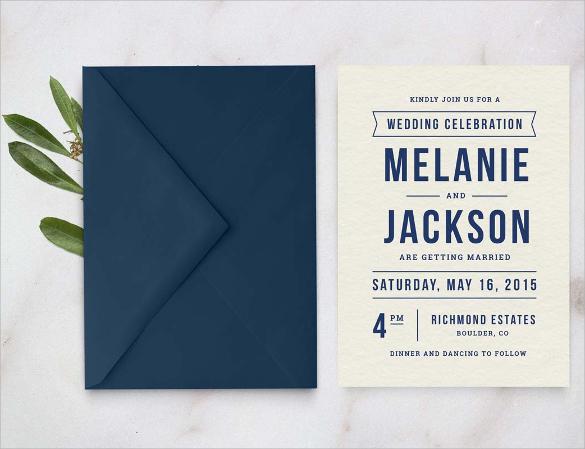 dazzling invitation template