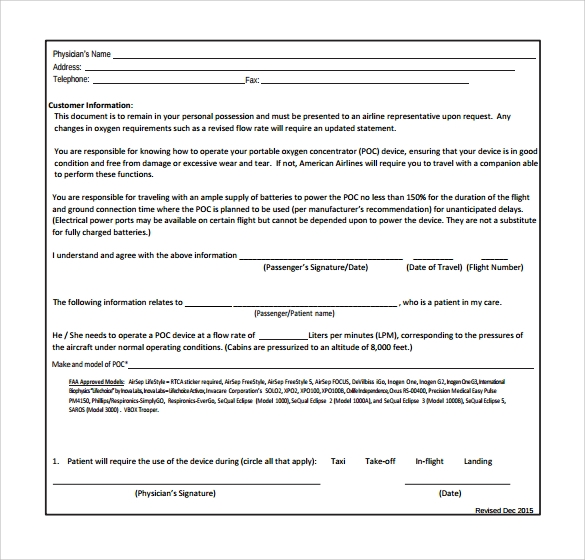 Sample Medical Consent Form 13 Free Documents In Pdf .