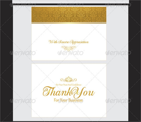 7 business thank you note samples sample templates business thank you card cheaphphosting Choice Image
