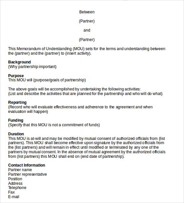 11+ Formal Memorandum Templates - Free Sample, Example, Format