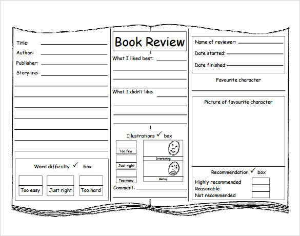 Book Reviews Primary Resources