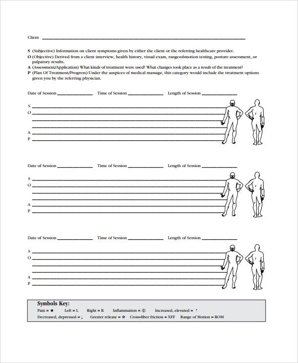 free soap note template - 16 sample soap note examples pdf word sample templates