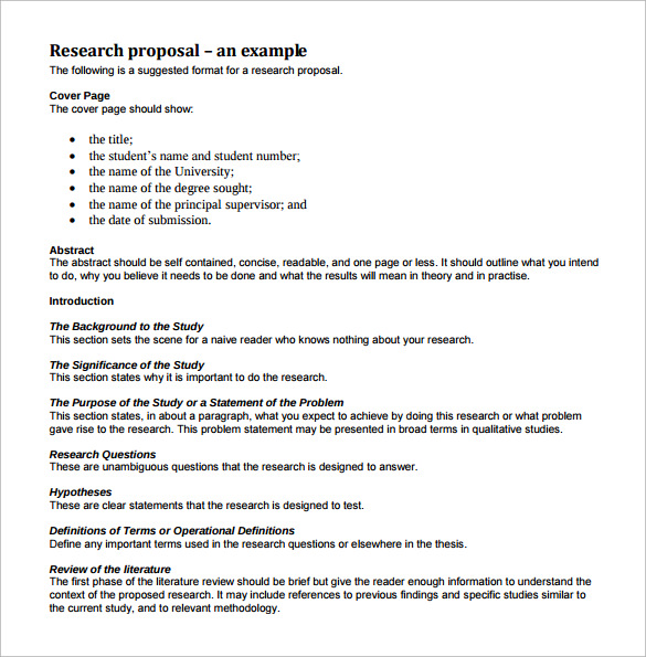 Research Essay Proposal Paper Proposal Template Timeline Template
