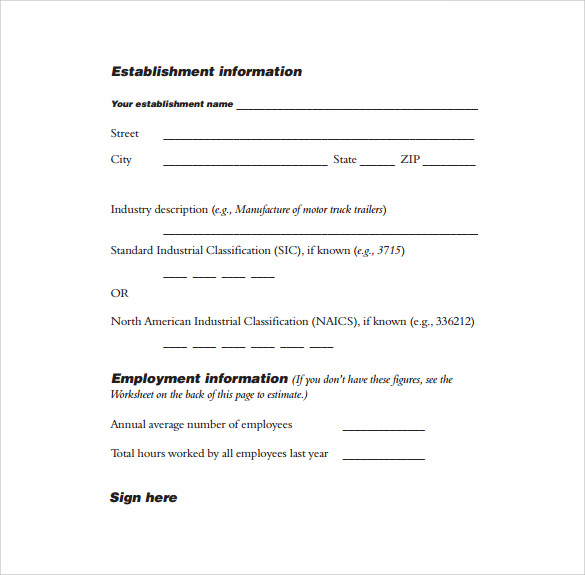 Is Your Osha Form 300A Posted? | Altres B2Bosha 300 Form