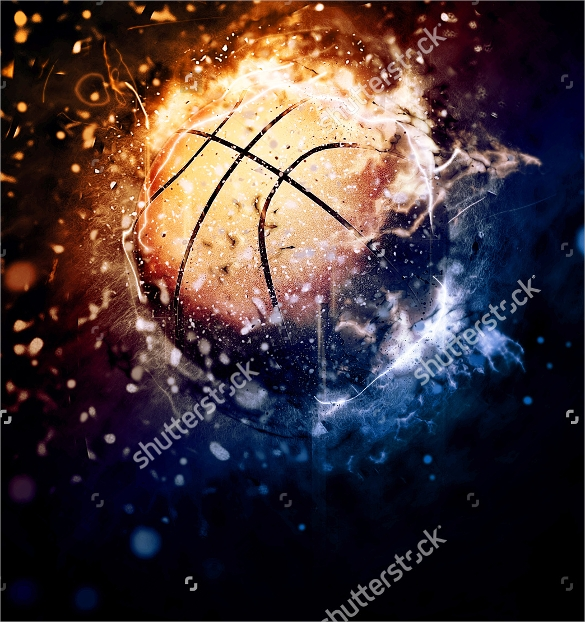 best basketball flyer template