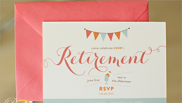 12 Retirement Party Flyer Templates To Download Aipsddocs