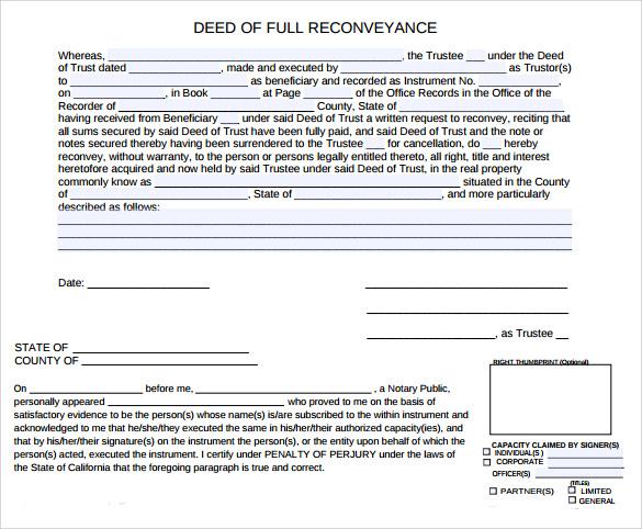 deed of trust form in pdf