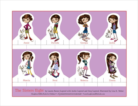 free printable paper dolls pdf