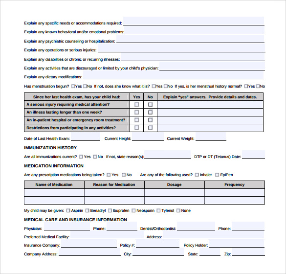 sample medical authorization form1