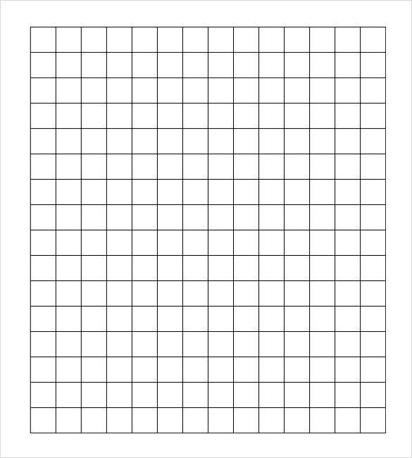 Sample Graph Paper Print - Image Mag