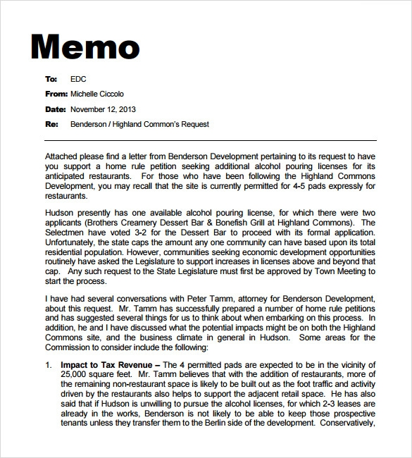 sample memo format 2013 10 A strategic plan is a roadmap to grow your business,  2013, 02:19pm  forbes entrepreneurs newsletter.