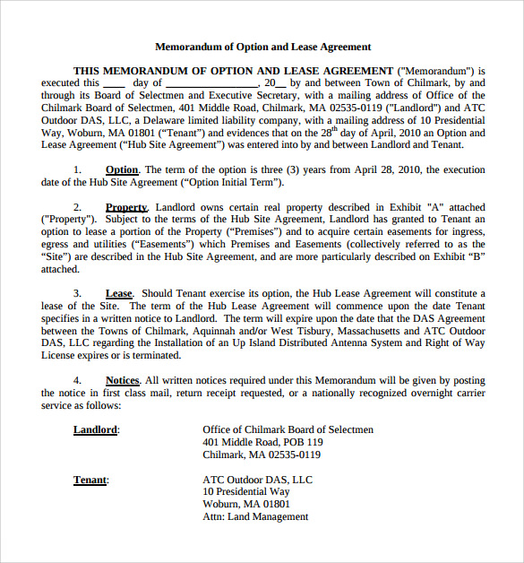 Doc.#585637: Downloadable Lease Agreement – Residential Lease
