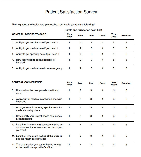 research paper on patient satisfaction