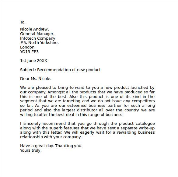 sample formal business letter format   download free documents in wordformal business letter format sample