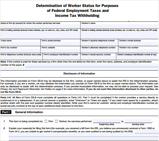Amazing IRS Complaint Form   6+ Download Free Documents In PDF .