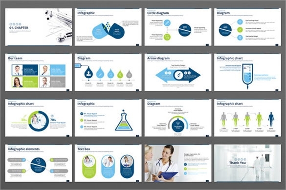 Medical Powerpoint Templates   Samples  Examples  Format