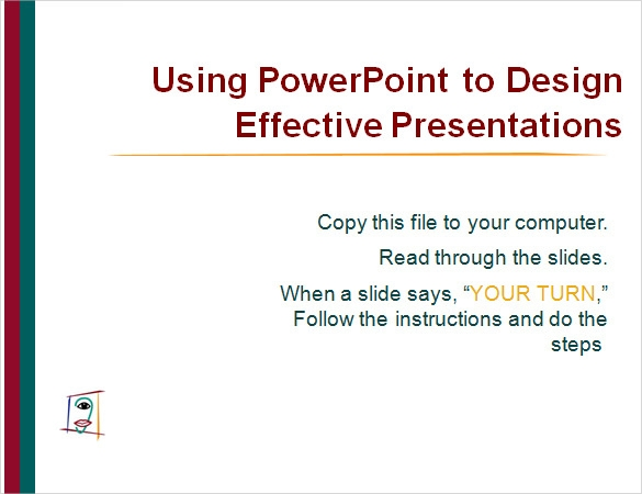 professional powerpoint design