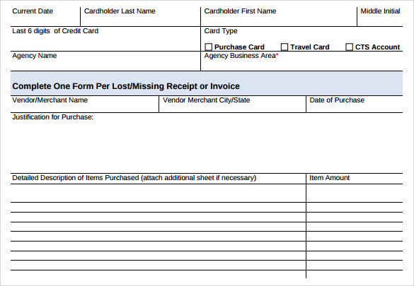 Invoice Receipt Template   9  Download Free Documents In PDF WwMCipoX