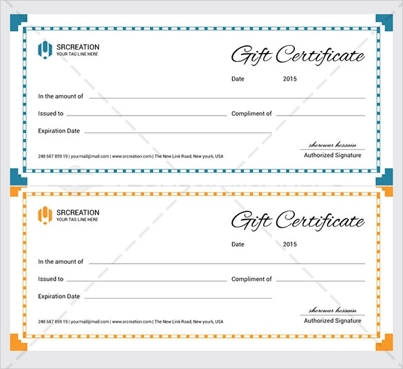 Search results for gift certificate templates calendar for Business gift certificate template
