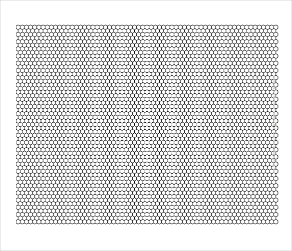 Incompetech Graph Paper Hexagon  Download Graph Paper For Word