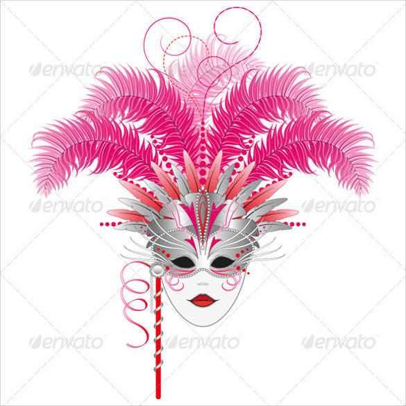 sample masquerade mask template 14 documents in pdf psd vector