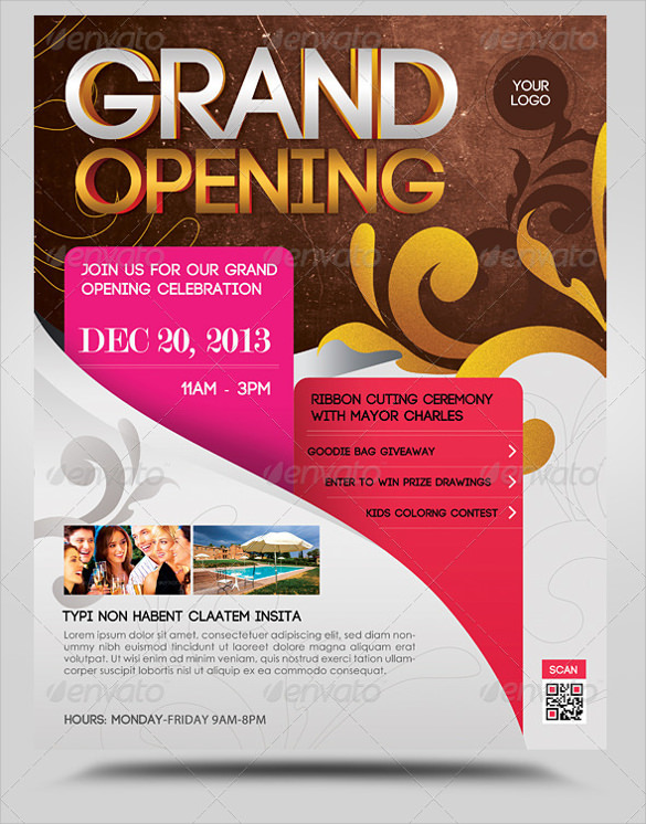Business Grand Opening Invitation Wording is amazing invitations ideas
