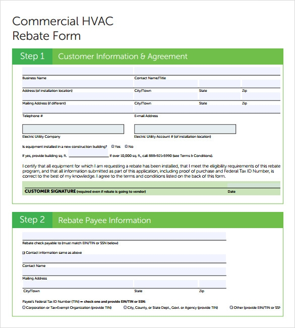 Sample HVAC Invoice Template 8 Download Documents in PDF Word – Service Order Form Template