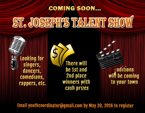 Talent Show Flyer - 7+ Download Documents In PDF, PSD ...