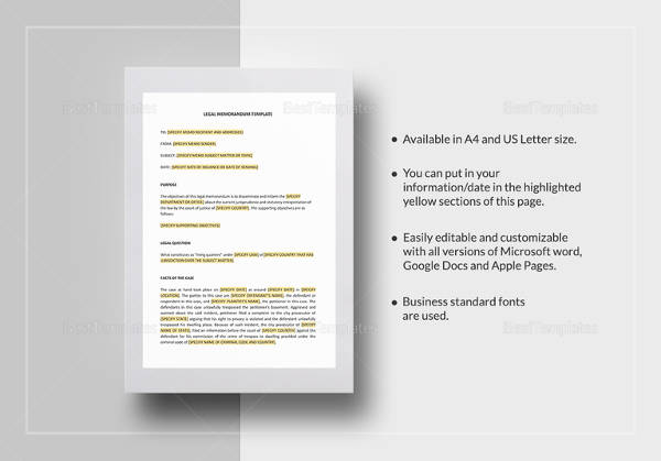 Sample Casual Memo Letter   Examples Format