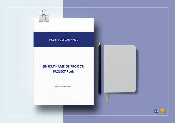 research project plan template