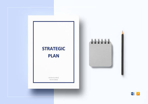 research strategic plan template