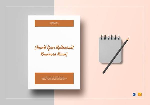 restaurant survey template in ms word