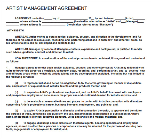 music co writing agreements