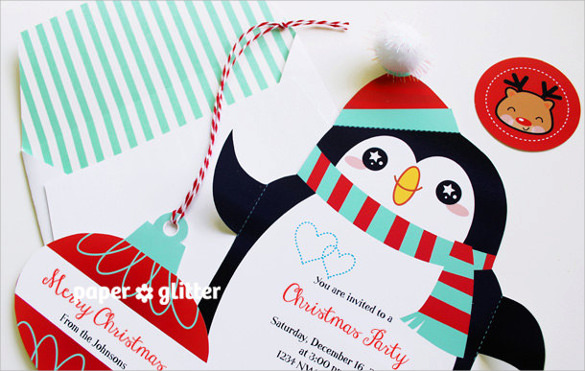 Sample Penguin Template - 10+ Documents in PDF , PSD ...