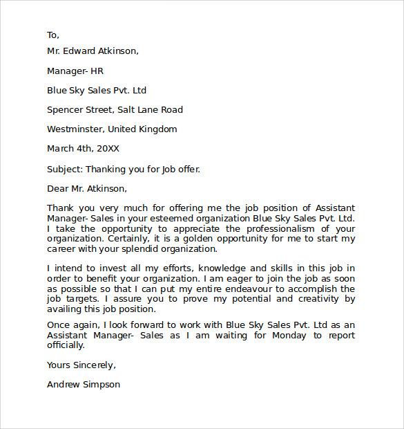 vote of thanks pdf format