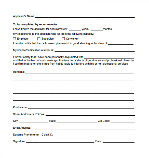 PharmacistS Letter