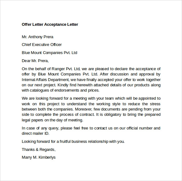 Offer and acceptance essay uk