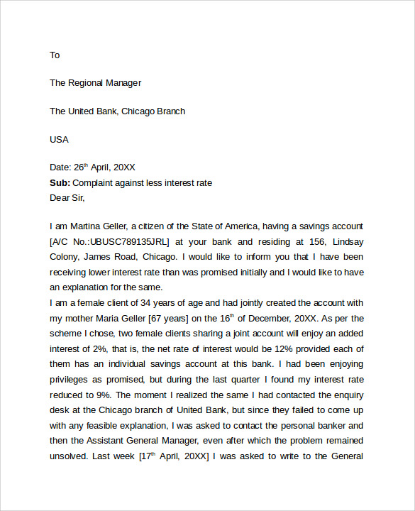 resignation letter sample download
