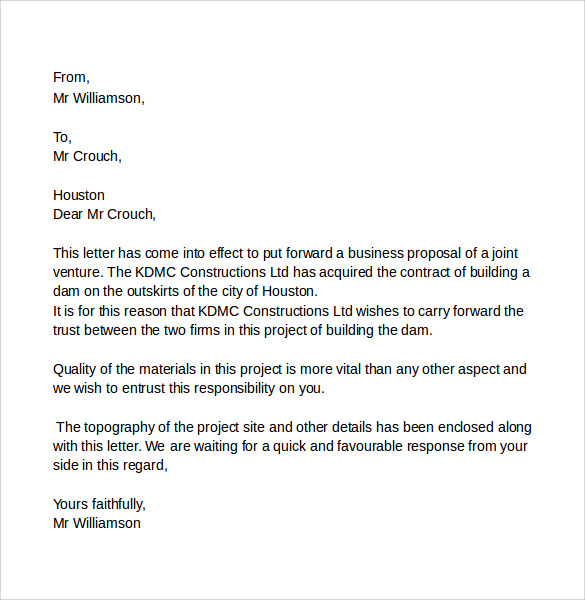 How To End A Letter A Business Letter