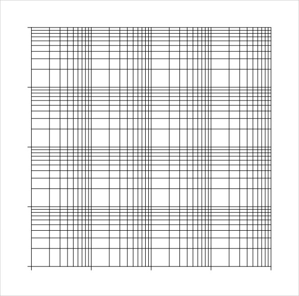 Free Printable Log-Log Graph Paper