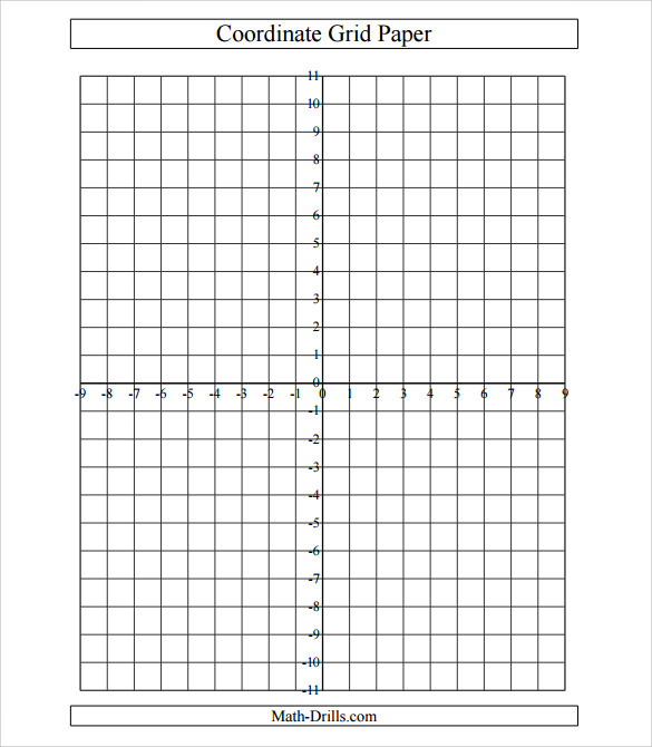 Sample Cartesian Graph Paper - 5+ Documents In Pdf