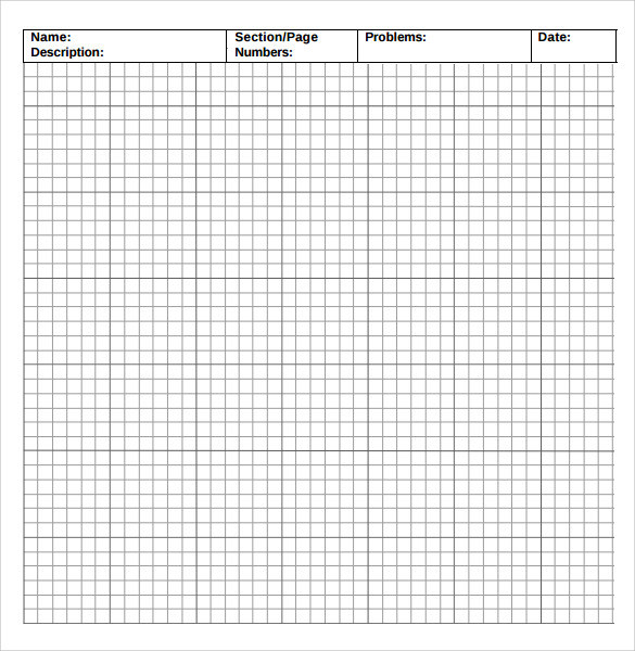 sample incompetech graph paper